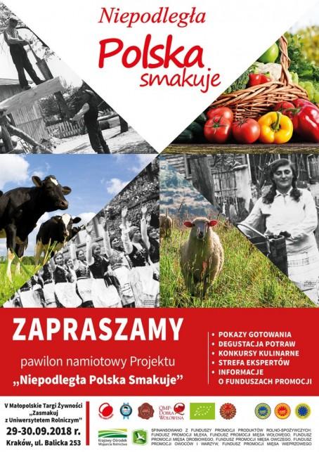 Niepodległa Polska Smakuje