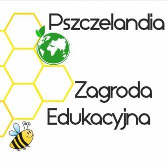 logo Pszczelandia zagroda edukacyjna
